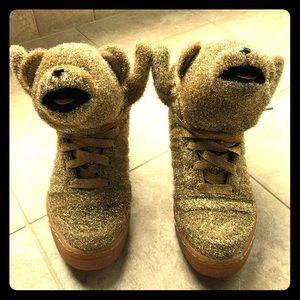 "Jeremy Scott x Adidas - ""Golden Bears"""